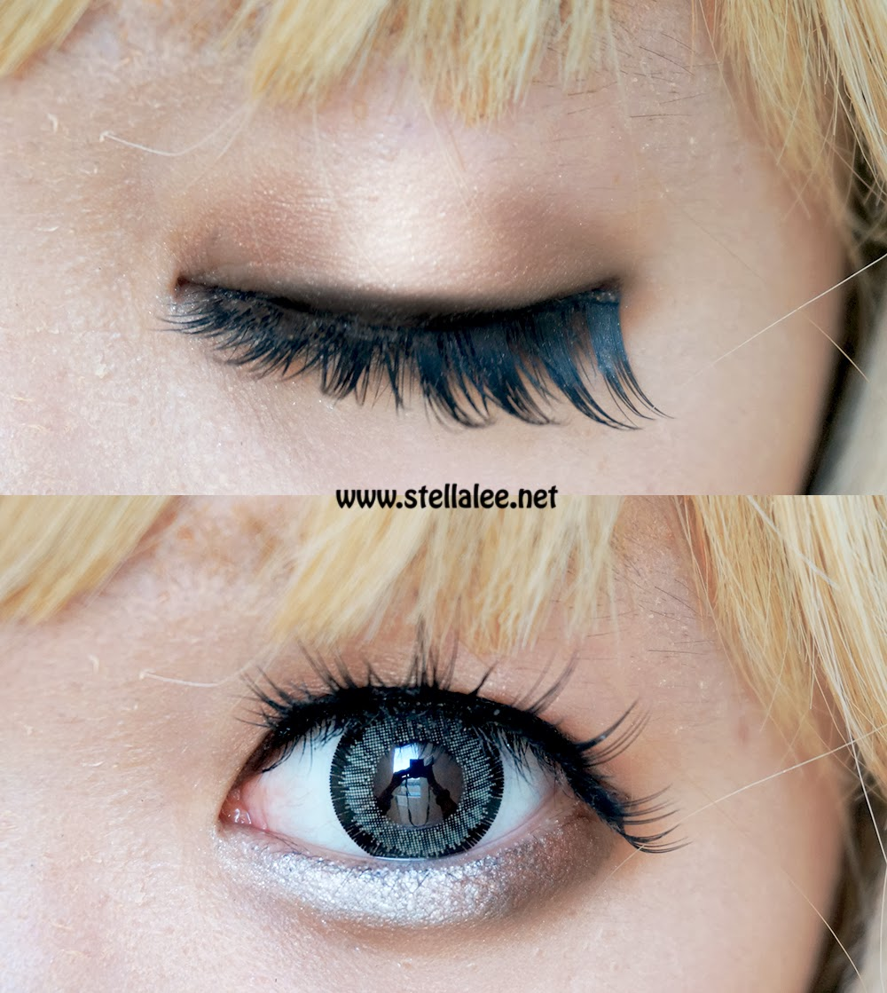 Kyary Pamyu Make Up Tutorial Stella Lees Blog Wardah Double Function Kit 45 G This Is The Before And After Eye Dont You Feel That My Looks Much Bigger