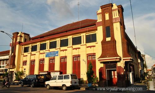 PT Pelni Semarang