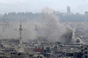 Al Jazeera Syria Live Blog