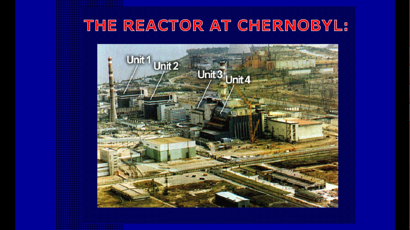chernobyl ia Plutonium in the environment jump to navigation jump to search  twice the amount expelled in the chernobyl disaster in each instance.