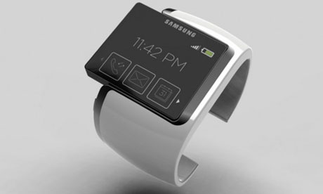 Samsung Introduces Smart Watch