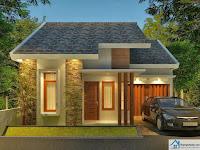 Ide Design Rumah 1 Lantai Modern Minimalis Fresh, Unik dan Bikin Betah