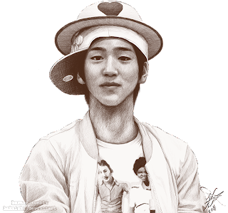 24 PNG's da banda B1A4