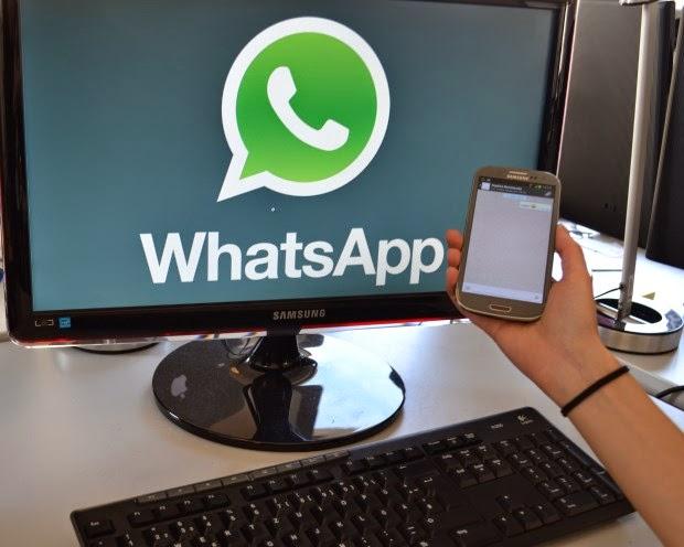 Whatsapp desktop 2015
