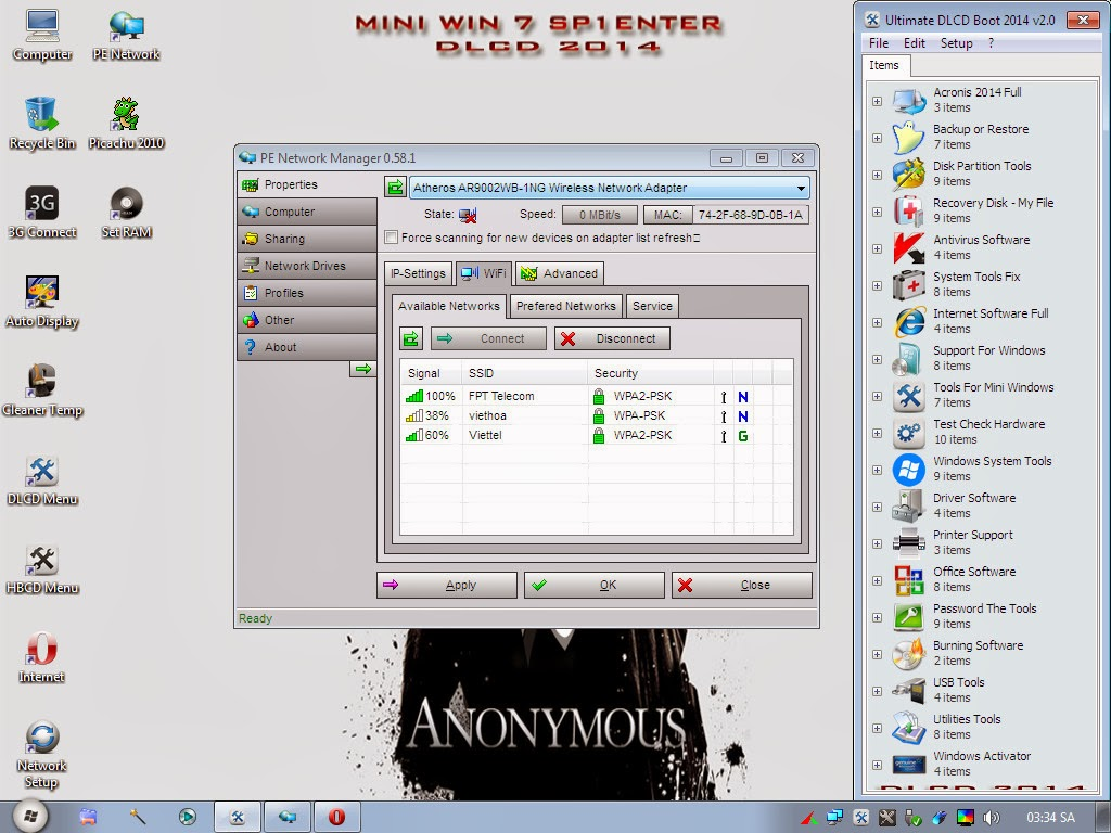Diskcryptor small boot loader software