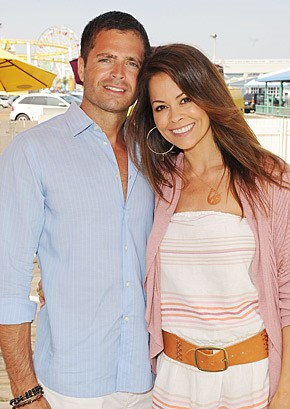 Brooke Burke And David Charvet Are Married