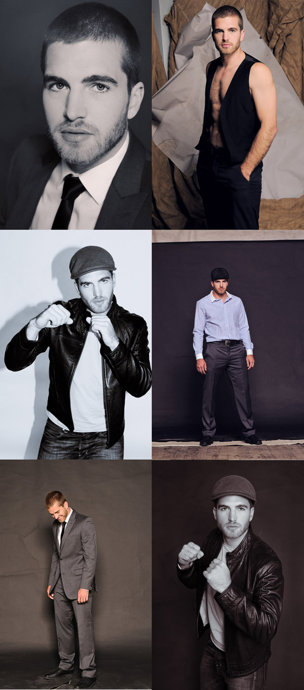 Mens, and menswear Fashion Photography, Studio as location, Sydney Australia