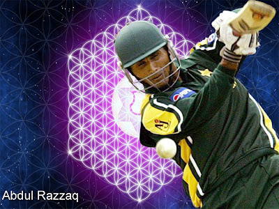 Abdul Razzaq Latest Wallpaper 2012