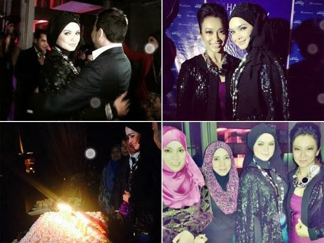 Sambutan Hari Jadi Dato' Siti Nurhaliza Meriah!