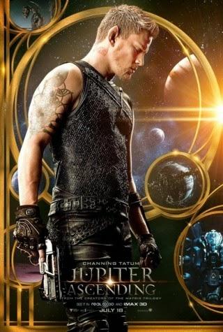 Film Jupiter Ascending 2015 di (Bioskop)