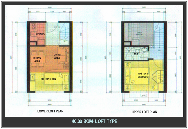 Cambridge village community development in pasig city for Small house design 40 sqm