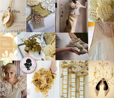 Vintage Wedding Decor Ideas