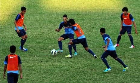 Timnas U-19 Fokus Latihan Fisik