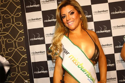 Capa revista Sexy - Janeiro 2012 - Rosana Ferreira 2