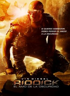 Riddick: El Amo De La Oscuridad [2013] [DvdRip] [Latino] [PL]