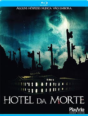 Filme Poster Hotel da Morte BDRip XviD Dual Audio & RMVB Dublado