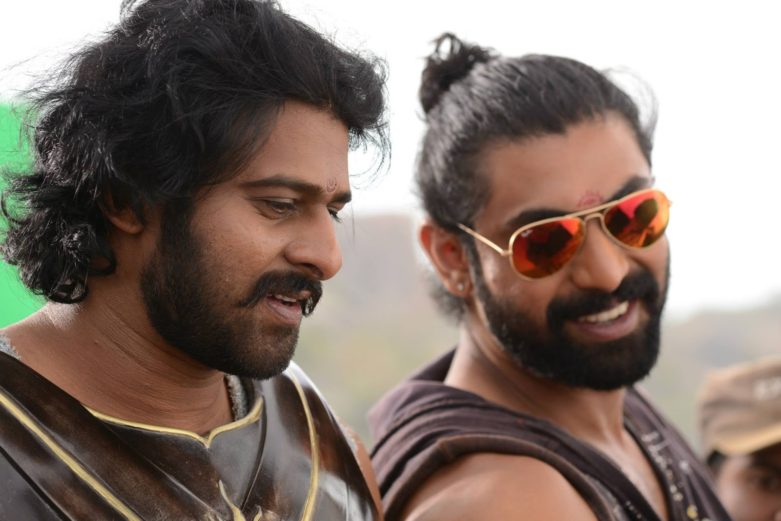 prabhasmyhero blog: baahubali new working stills - hd no watermarks