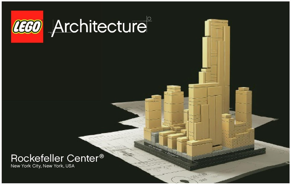 Architecture diagrams galleries lego architecture for Lego architecture new york