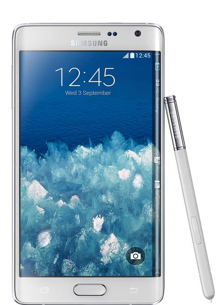 smartphone Samsung Galaxy Note Edge Terbaru