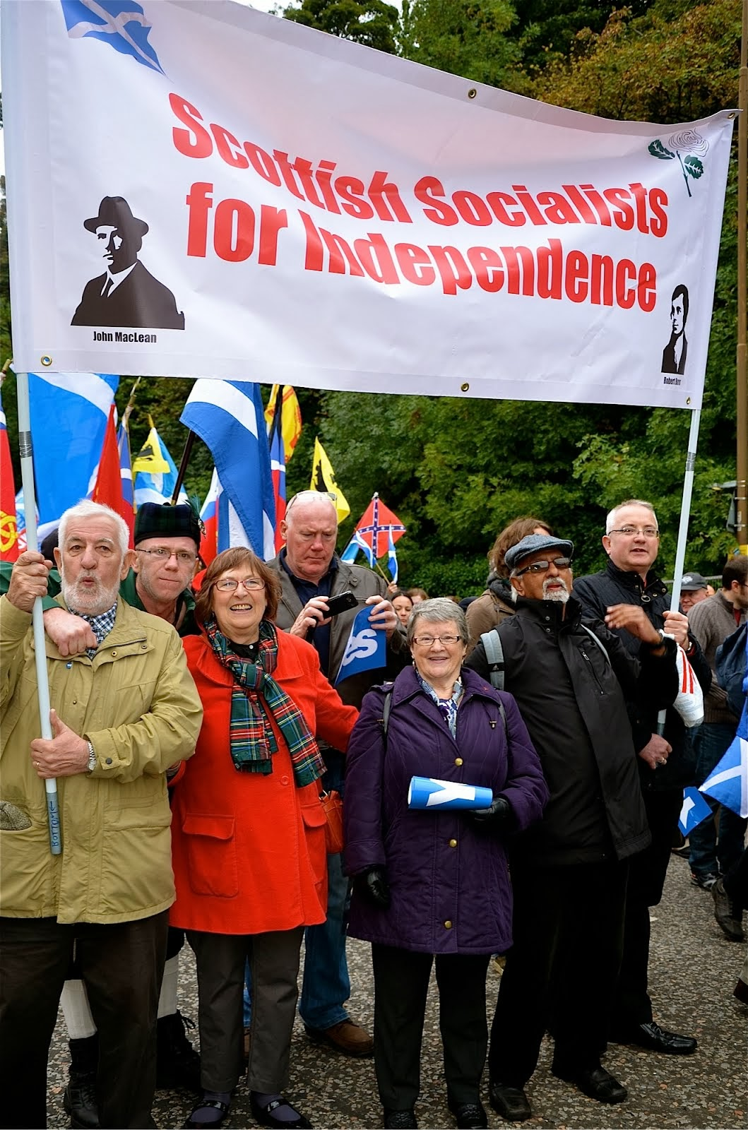 Scottish Socialists for Independence