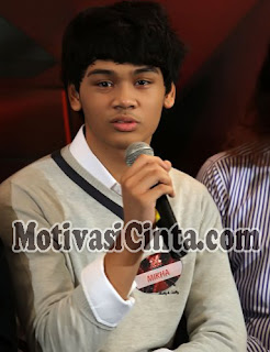 Foto Foto Mikha Angelo X Factor Indonesia
