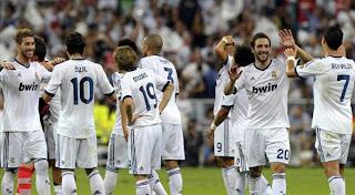 ريال مدريد في ضيافة ريال بيتيس في مواجهة صعبة