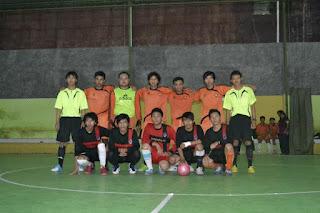 Jaga kebersamaan dan sportivitas, gelar Geofutsal