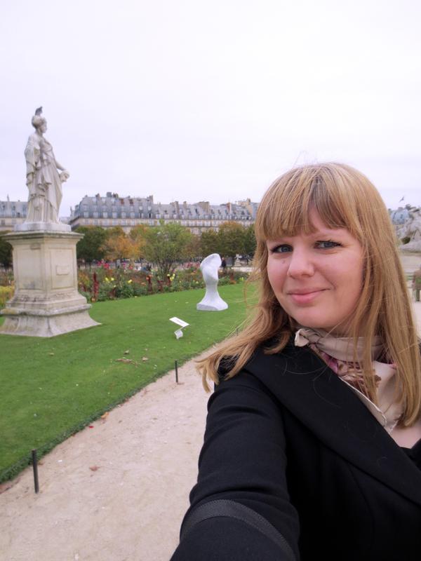 Paris Tuilerierna
