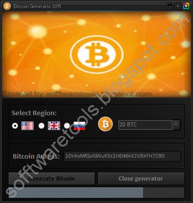 Free Bitcoin Generator 2015 ! No Survey No Password ! - sofftwaretools