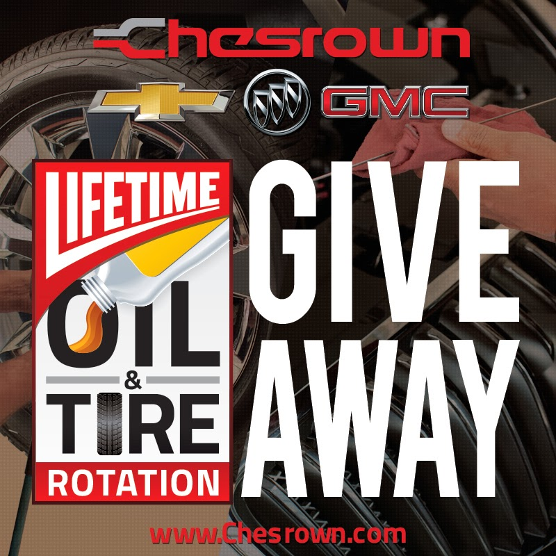 Free Oil Changes and Tire Rotations for Life!