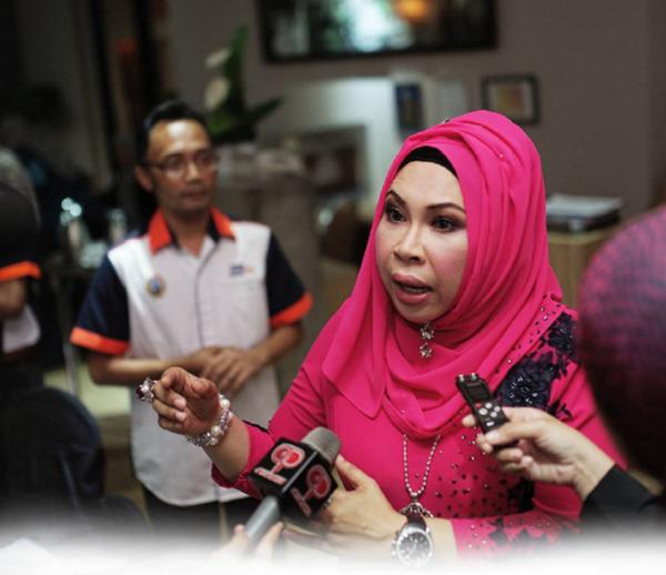PANAS! Dato Seri Vida Berang, Tetap Dengan Pendirian Terhadap TRW