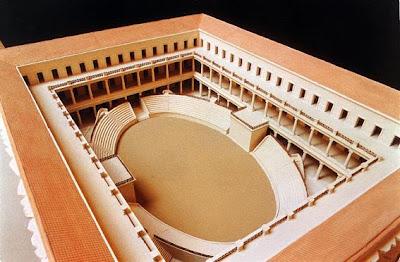 Sekolah Gladiator Magnus Ludus