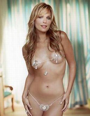 Diamond Bikini. Made out of flawless diamonds and costing $30 million, ...