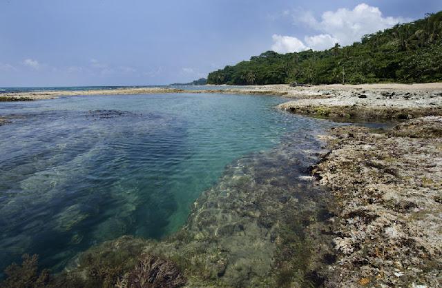 Playa Cahuita, Limón