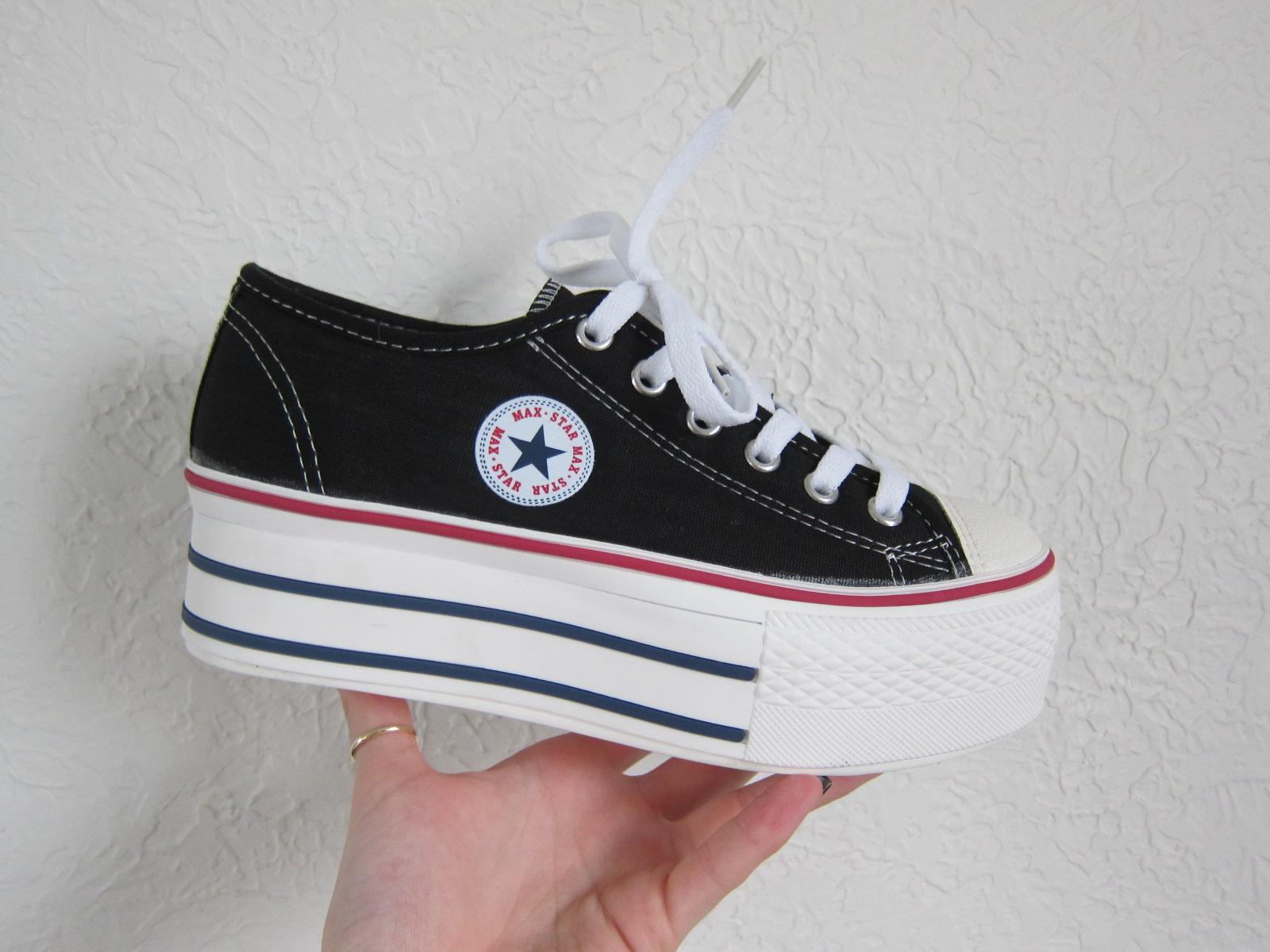 neeny s wishlist o o t d ft maxstar flatform sneaker