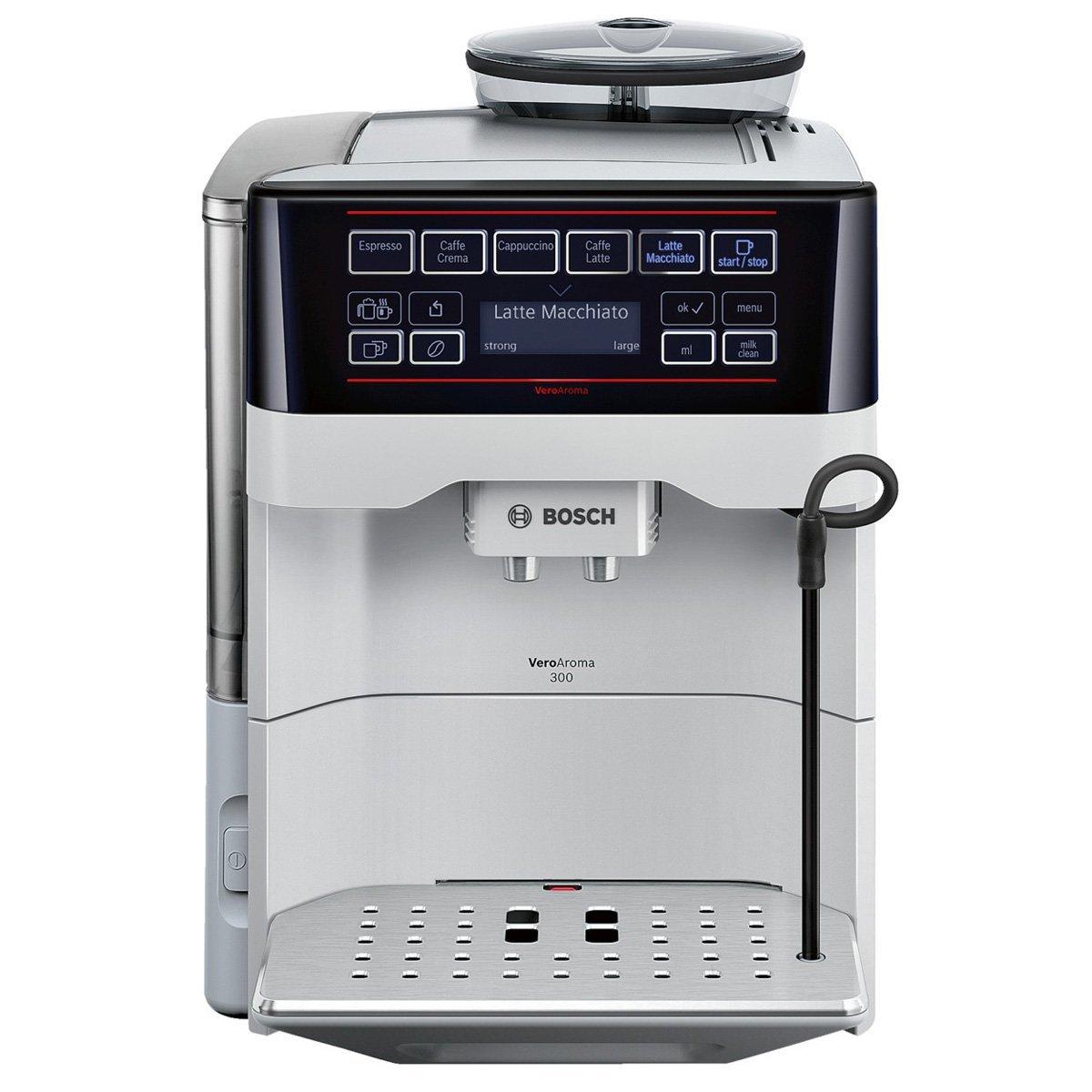 Bosch Tes60351de Kaffeevollautomat Veroaroma 300 Onetouch Zubereitung