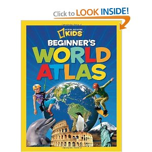 National Geographic Kids Atlas