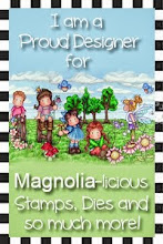Magnolia-licious & Wee Stamps