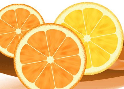من هو الأفضل للبشرة الدهنية الليمون أم البرتقال
