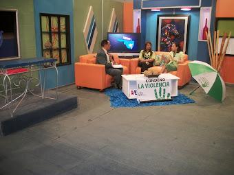 EN LA TV LOCAL