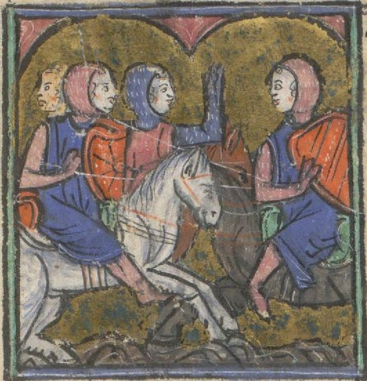 an analysis of the life of the knight lancelot They do not believe that she will ever in her life come back  affair, order our  horses to be led out bridled and saddled that there may be no delay in setting out.