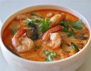 Recipe-id.blogspot.com - Resep Cara Membuat Sup Udang Asam Pedas