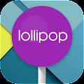 Tema Android Lollipop Aplikasi Theme mirip Nexus 6