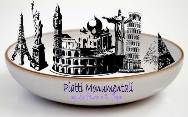 """CONTEST """"Piatti Monumentali"""""""