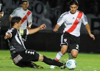 River Plate 0 vs 1 Estudiantes de Buenos Aires - Copa Argentina - Mauro Díaz