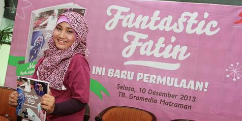 Download Fatin Shidqia Rilis Buku Sebar Inspirasi untuk Raih Cita-Cita