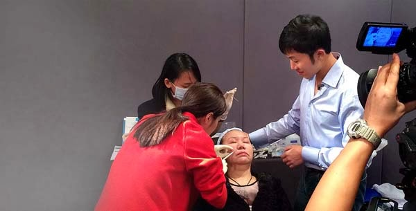 Yates Y. Chao, MD injectable filler workshop and lectures in Hong Kong