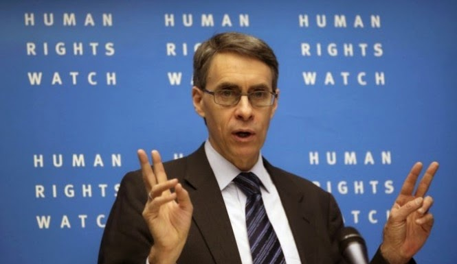 Kenneth Roth, Human Rights Watch