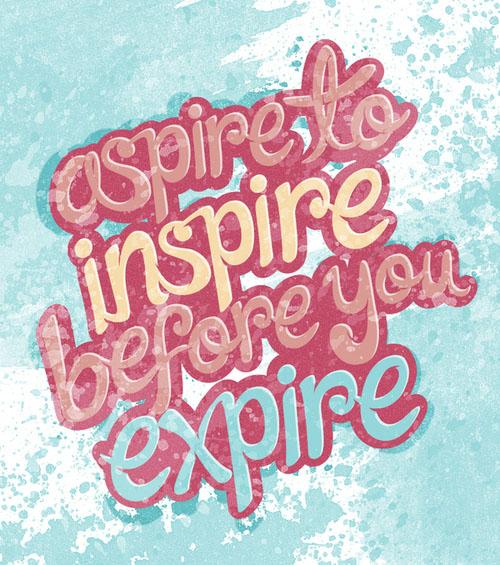 diseños tipográficos, tipografías, frases, diseño gráfico