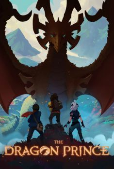 O Príncipe Dragão 1ª Temporada Torrent - WEB-DL 720p/1080p Dual Áudio
